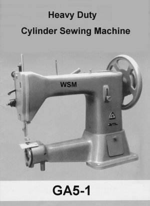 Long Arm Industrial Sewing Machine Best Ga5 Sewing Machine