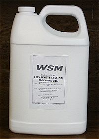 1 Gallon of Sewing Machine Oil